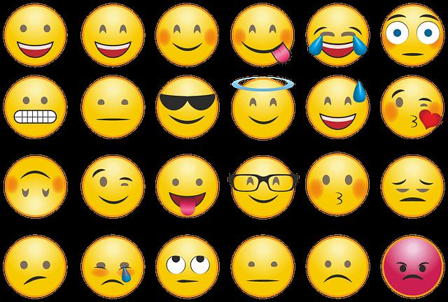 Emoji 列表收錄完整表情符號,輕鬆複製貼上
