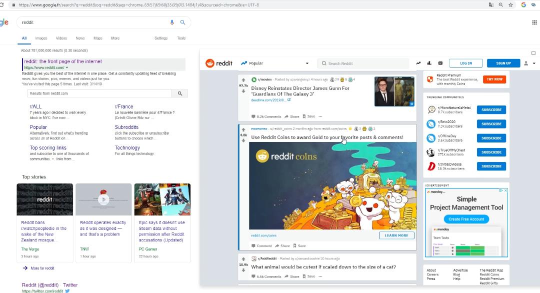 Url render 在搜尋結果預覽網站內容,不需開新分頁(Chrome、Firefox擴充功能)
