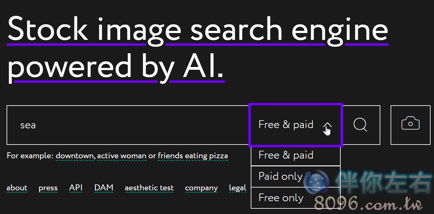 圖庫搜尋引擎