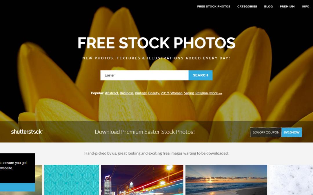 Stockvault 超過13 萬張免費相片圖庫,可上傳攝影作品賺取收益