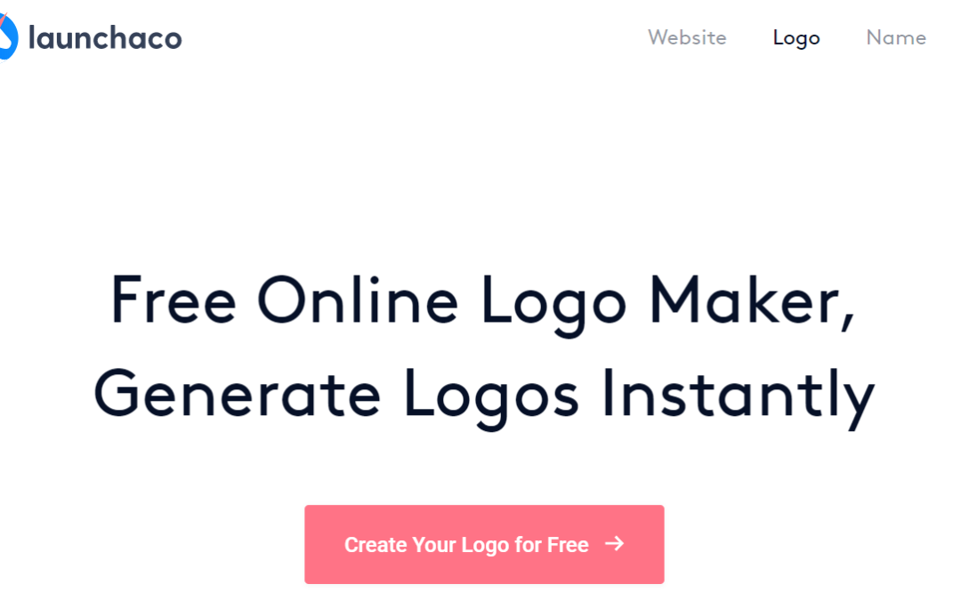 Launchaco Logo 免費 LOGO 標誌產生器