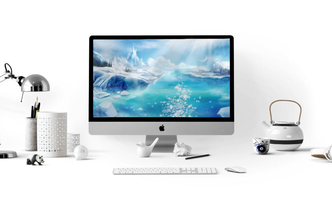 Mockuper 將圖片嵌入到平板電腦、手機、手錶、畫框中